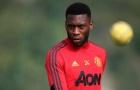 Fosu-Mensah nêu tên cầu thủ thi đấu nhiệt huyết nhất của M.U