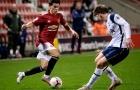 Tân binh Man Utd ghi bàn, đồng đội nói rõ lý do không chạy đến ăn mừng