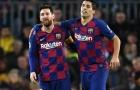 Rời Barca, Messi tái hợp Suarez ở bến đỗ không ngờ