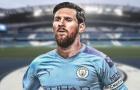 Giám đốc Man City: 'Sẽ không có gì cản trở được Messi'