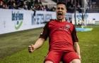 Bừng sáng tại Bundesliga, Luka Jovic lập tức gửi thông điệp cảm động