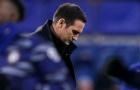 XONG! Chelsea sa thải Frank Lampard