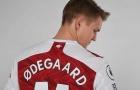Odegaard đến Arsenal, Haaland lập tức phá vỡ im lặng