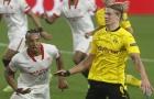 10 thống kê trận Sevilla 2-3 Dortmund: Haaland quá khủng, 'Khát khao của Sir Alex' đi vào lịch sử