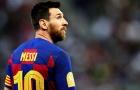 'Nếu tôi không đắc cử, Messi sẽ rời Barca'