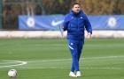 Lampard tái xuất, chuẩn bị đối đầu Steven Gerrard?
