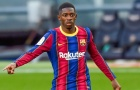 Man United đón tin vui từ 'đôi chân pha lê' của Barca