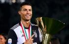 Trang chủ Man Utd bất ngờ đăng tải thông tin về Cristiano Ronaldo