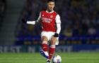 'Tôi không bất ngờ khi William Saliba không được ra sân cho Arsenal'