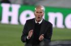 Zidane: 'Real Madrid đã đến giới hạn'