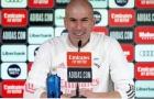 Các cầu thủ Real Madrid làm một chuyện khiến Zidane hạnh phúc