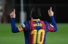 Xác nhận: Messi gia hạn 2 năm với Barca