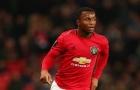 'Mục tiêu lâu dài của tôi là thiết lập bản thân ở Man United'