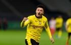 Lộ mức lương 'khủng' của Sancho ở Man Utd