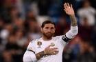 Xác nhận khả năng Sergio Ramos gia nhập Sevilla