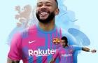 Cập bến Camp Nou, Depay lập tức lật mặt với Man Utd