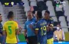Brazil hạ Colombia trong một trận cầu đầy tranh cãi
