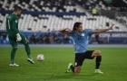 Sao Man Utd tỏa sáng, Uruguay đánh chiếm ngôi nhì bảng