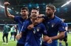 12 thống kê Ý 1-1 TBN: Tuyệt vời Morata; Dấu ấn Jorginho