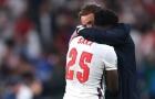 Xác nhận: Nội bộ ĐT Anh chia rẽ vì Saka được đá penalty