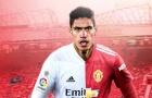 Huyền thoại kêu gọi Arsenal thâu tóm Varane
