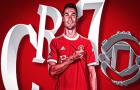 Gareth Bale khẳng định chắc nịch về tương lai của Ronaldo tại M.U