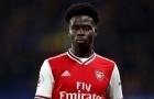 Xác nhận: Nhiều CLB tiếp cận Saka, Arsenal ra quyết định