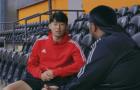 Son Heung-min: 'Tôi không thể ủng hộ Man Utd'