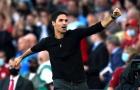 'Đánh bại một Spurs rác rưởi và ăn mừng như thể vô địch Cúp châu Âu'