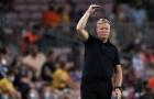 Ronald Koeman: 'Đó là sự khác biệt lớn giữa hai đội'