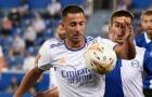 Real chi tiền mặt + Hazard để đổi lấy Salah