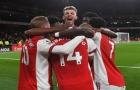 Thắng dễ Aston Villa, Arsenal tiến sát Top 4