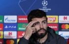 Pique suýt rời Barca vì Pep Guardiola