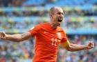 Robben, Van Persie và top 10 danh thủ ra sân nhiều nhất lịch sử tuyển Hà Lan