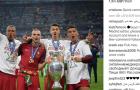 Ronaldo đáp trả chỉ trích của Mourinho