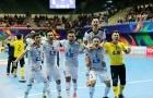 Thái Sơn Nam tạo kỳ tích khi lần đầu vào chung kết giải futsal châu Á