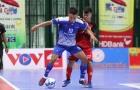 Lượt 11 giải futsal VĐQG - Ngọc Sơn, Tuấn Thành tỏa sáng, Cao Bằng bại trận bởi người quen
