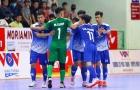 Lượt 17 giải futsal VĐQG - Thắng đậm Đà Nẵng, Sahako giành vị trí Á quân mùa thứ 2