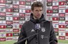 Sao Bayern 'giận cá chém thớt' phóng viên nữ