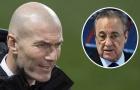 Real bị loại khỏi Cúp nhà vua, Perez chốt tương lai Zidane chóng vánh