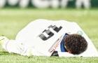 Bị đối phương triệt hạ, Neymar phá vỡ im lặng