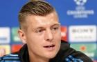 Kroos: 'Haaland hay Mbappe đâu có giúp chúng tôi thắng Atalanta'