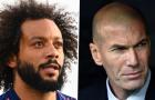 SỐC! Real sinh biến, Marcelo 'bật' Zidane ngay trên sân tập