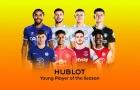 Rashford tranh giải Premier League cùng 7 đối thủ 'máu mặt'