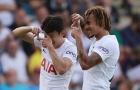 Son tỏa sáng rực rỡ mang về thắng lợi hủy diệt cho Tottenham
