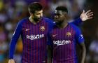 Umtiti từ chối mọi đề nghị, Pique khuyên fan Barca làm 1 điều