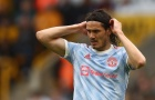 Man Utd tiết lộ kế hoạch dành cho Edinson Cavani