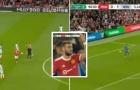 Ý tưởng táo bạo, Bruno sút tung lưới West Ham phút 90+4