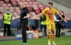 """Sergio Busquets: """"Thật dễ dàng để sa thải huấn luyện viên'"""