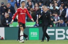 Ronaldo lười pressing, Solskjaer phá vỡ im lặng